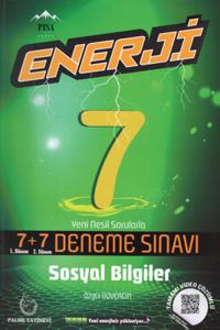 7. Sınıf Enerji Sosyal Bilgiler 7+7 Deneme Sınavı