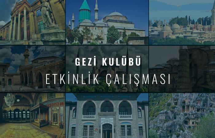 Gezi Kulübü - Ekinlik Çalışması