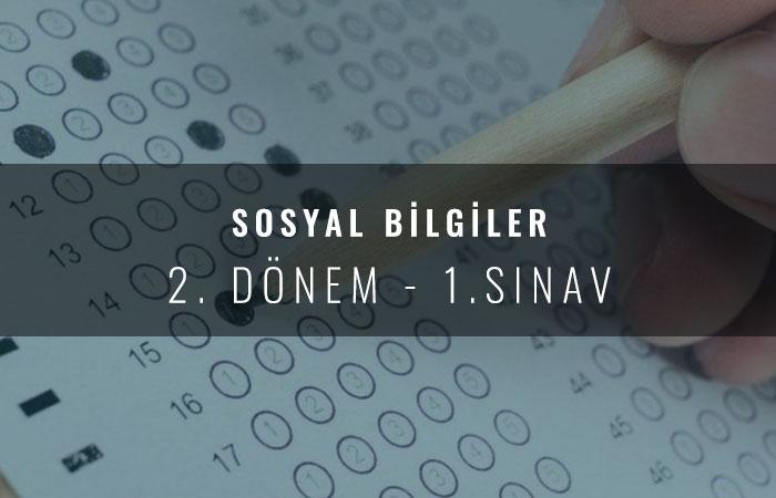5.Sınıf - 2. Dönem 1. Sınav